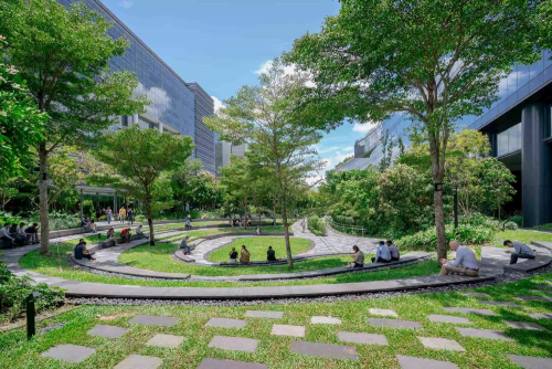 design features for Highly Sensitive People in public spaces